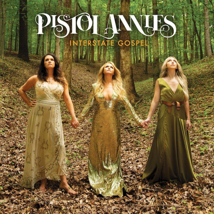 Pistol Annies cover art